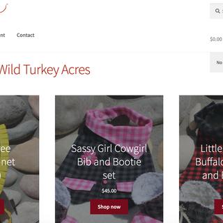 Wild Turkey Acres