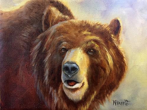 """Bear Talk"""
