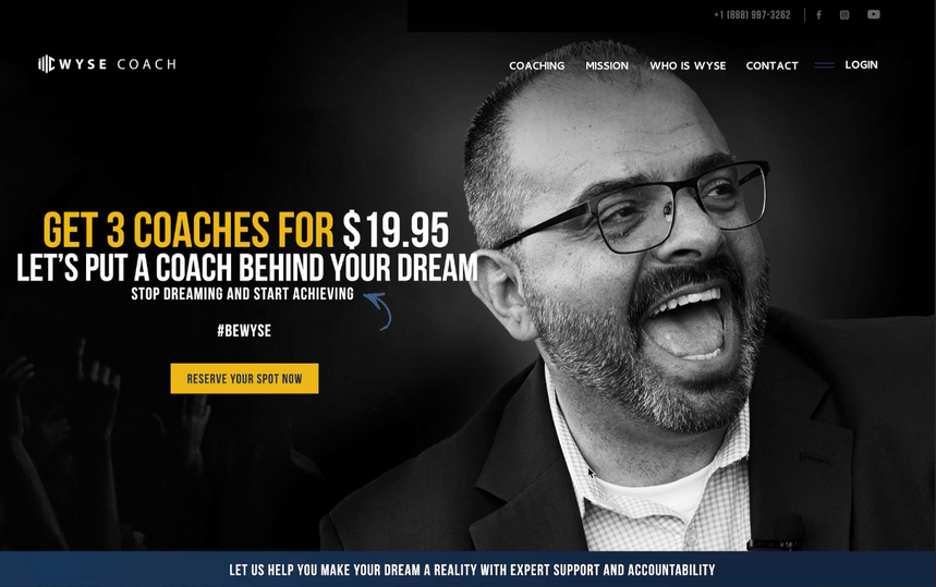 Wyse Coach