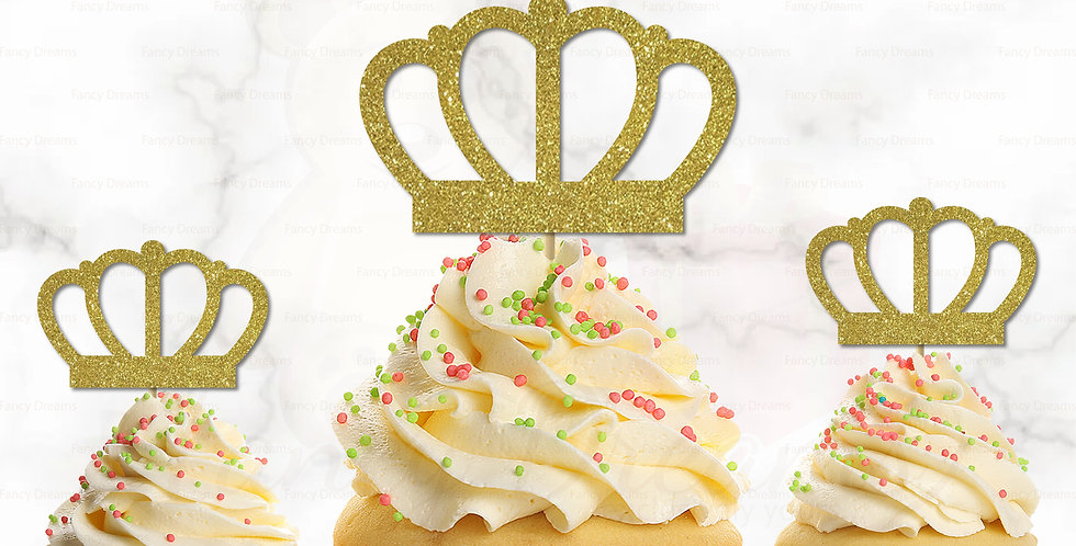 Queen's Princess Crown Royals (Pack of 10pcs)