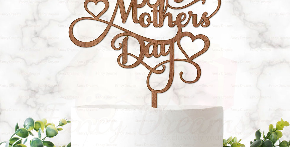 Happy Mother's Day + Heart