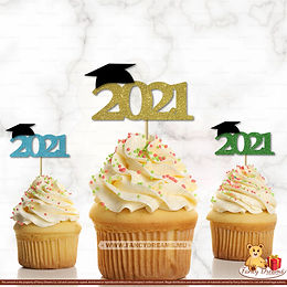 2021 Grad (Pack of 10pcs)