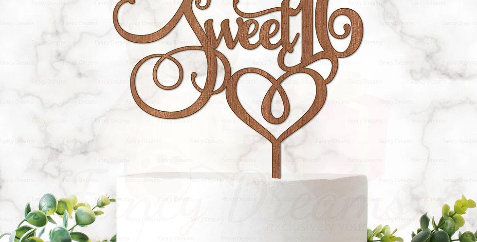 Sweet 16 + Name