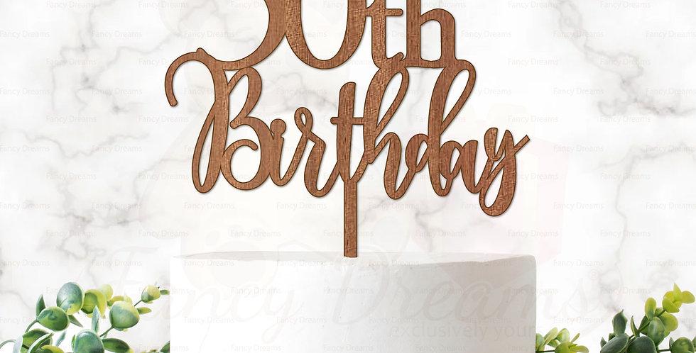 Age + Birthday