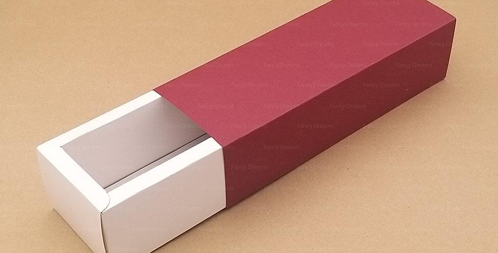 Premium Macaron Box - Slide in Sleeve (10pcs)