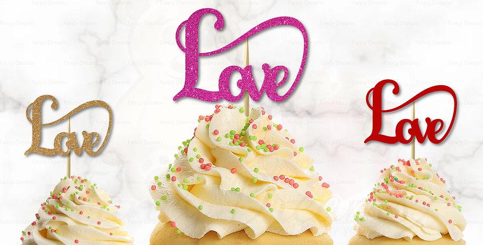 Love (Pack of 10pcs)
