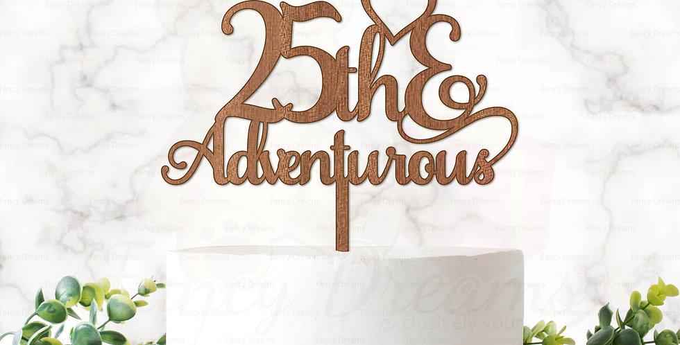 25 & Adventurous + Heart