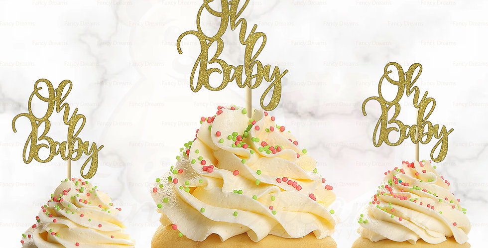 Oh Baby (Pack of 10pcs)