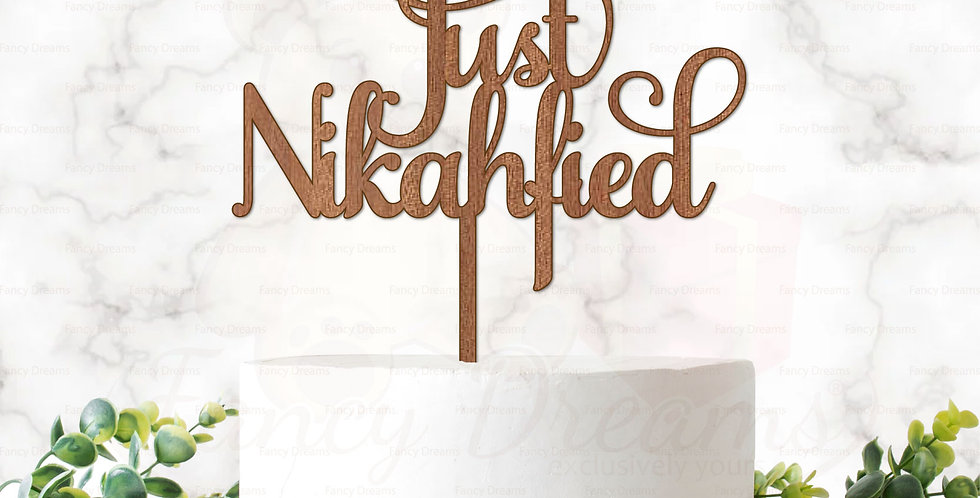 Just Nikahfied