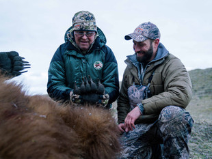 Father & Son Brown Bear Hunt of a Lifetime