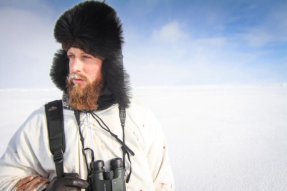 John Whipple Predator Hunting in Alaska