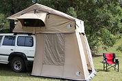 палатка на авто