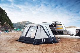 надувная палатка ORT-260