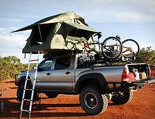 палатка на пикап