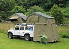 шатры и стенки для Автопалаток