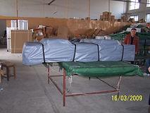 Палатка на крышу автобуса