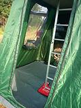 Палатки на крышу
