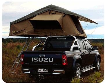 Палатка на крышу УАЗ
