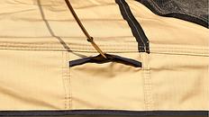 Палатка для туризма на крышу авто