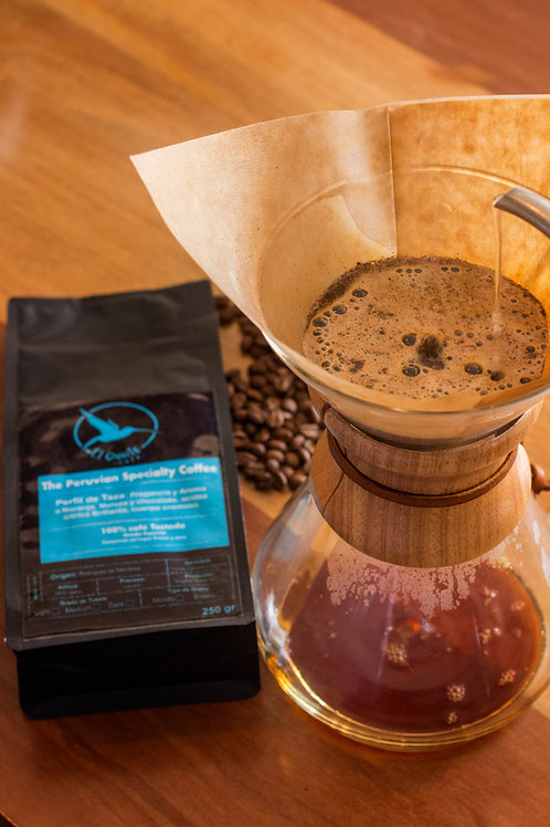 Café Especial Proceso Lavado