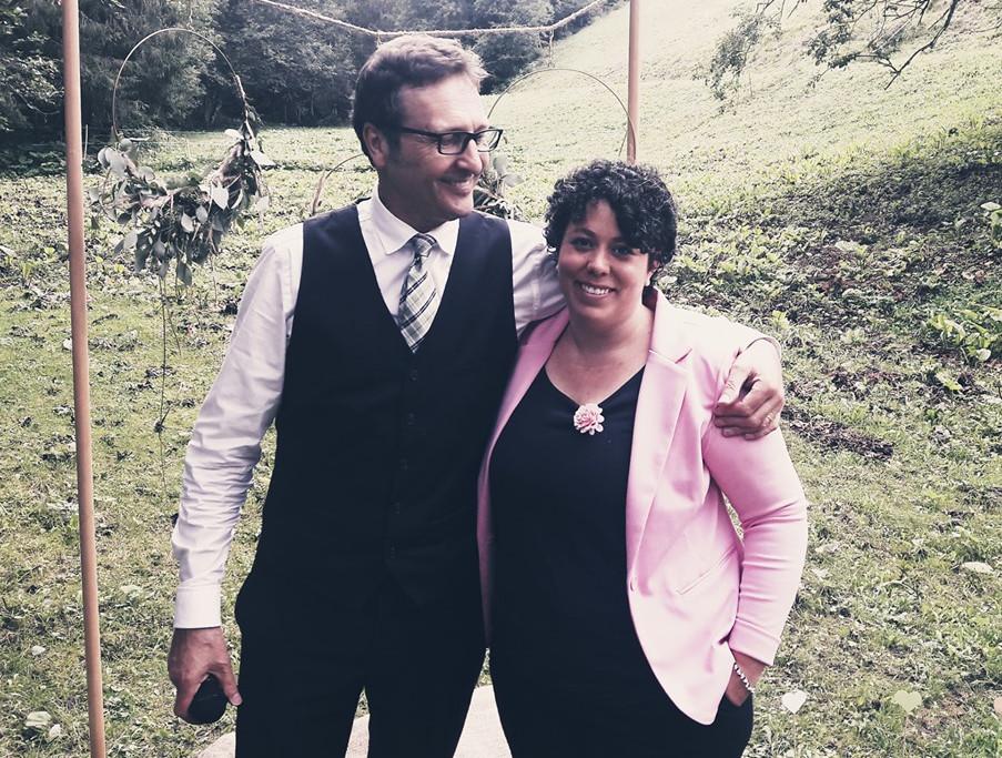 Shane & Nadja