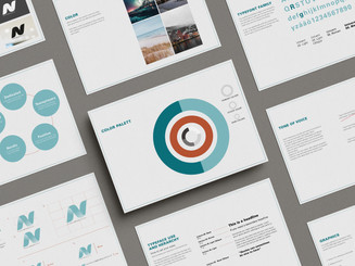 VISUAL BRAND IDENTITY    GUIDELINES