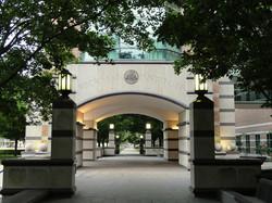 Beckman Institute Entrance