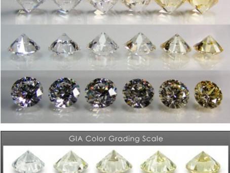איך בוחרים את צבע היהלום לטבעת האירוסין?