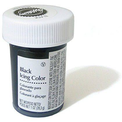 Wilton black icing color 1oz