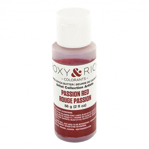 Cocoa Butter passion red 2oz roxy&rich