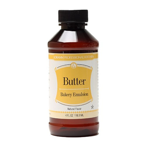 BUTTER BAKERY EMULSION LORANN PROFESIONAL KITCHEN