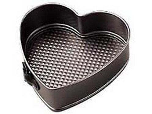 WILTON EXCELLE ELITE 9X2 HEART SHAPED SPRINGFORM PAN