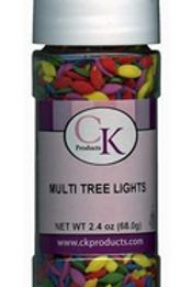 MULTI TREE LIGHTS 2.4OZ