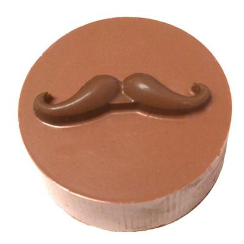 MUSTACH COOKIE CHOCOLATE MOLD