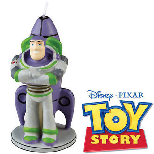 WILTON TOY STORY BIRTHDAY CANDLE