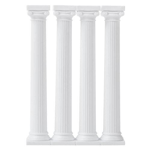 Wilton 7 Grecian pillards 4pk