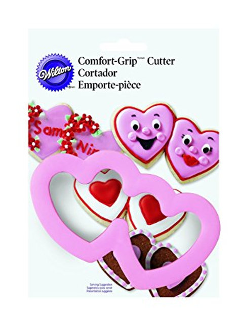 WILTON 2HEART COMFORT GRIP CUTTER