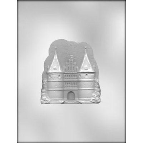 """Pin it CASTLE 4½"""" CHOCOLATE MOLD"""