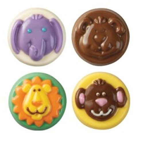 ANIMALS COOKIE CANDY MOLD