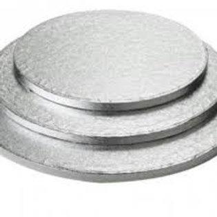 "16"" Silver Drum"