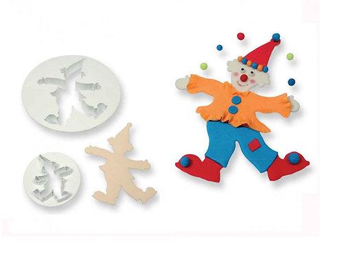 PME Clown cutter set of 2