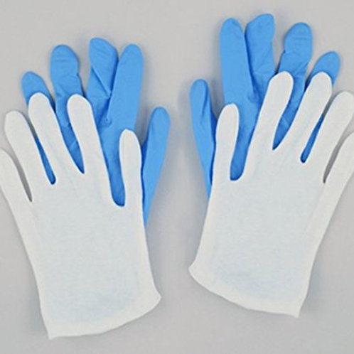 CAKE PLAY PROTECTIVE GLOVES SMALL