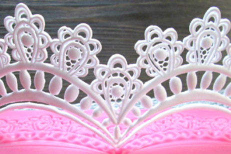Imperial Crown Silicone Fondant Mold
