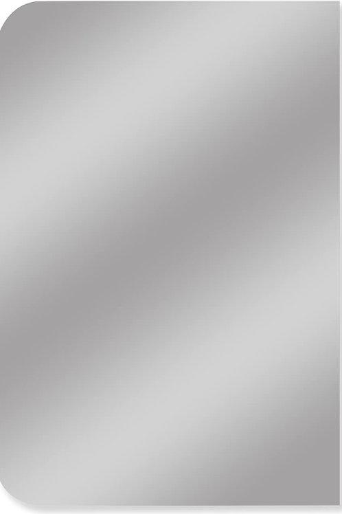 PME Plain edge side scraper/Stainless Steel