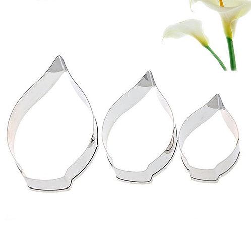 Calla lily petals cutter