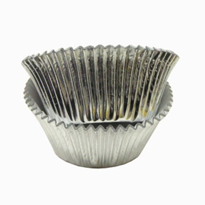 SILVER STANDARD CUPCAKE LINERS