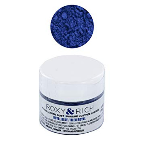 Hybrid Lustre Dust royal blue 2.5g roxy&rich