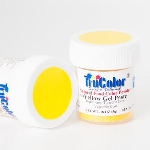 YELLOW GEL PASTE-TRUCOLOR