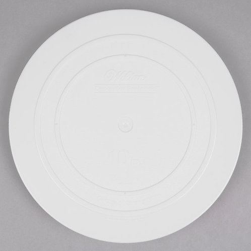 Wilton Decorator Preferred Round Smooth Edge Cake Separator Plate - 12""