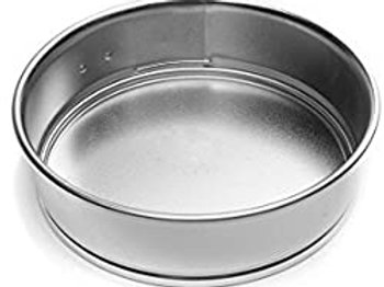 Springform Pan, Tin-Plated Steel, 6-Inch